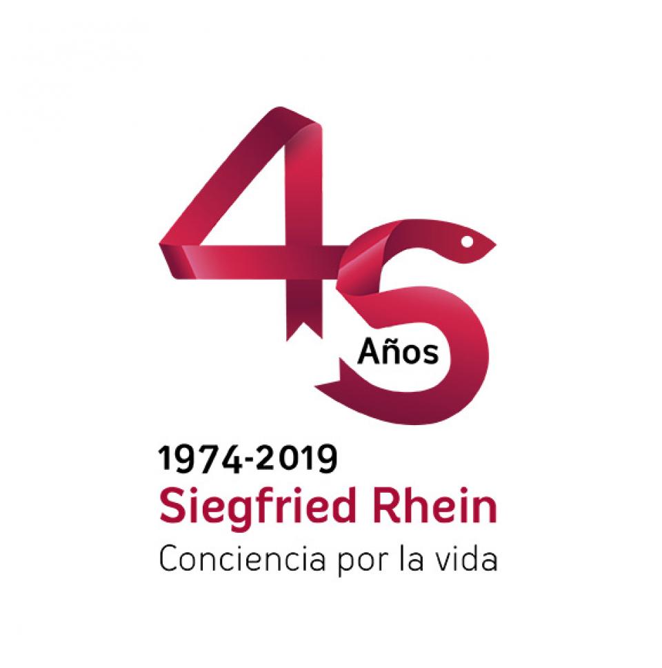 45 Aniversario Siegfried Rhein – México